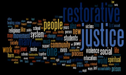 purpose of restorative justice essay Free essay: 86) restorative justice is guided by factors such as the victims must give up and withdraws their free, voluntary, and informed consent to.